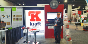 Kraft at Domotex USA